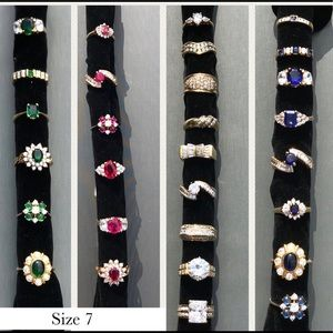 Jewelry - RINGS - End of the year ring Sale!!
